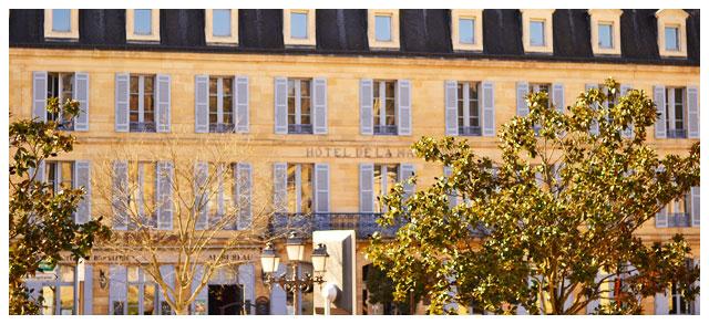 Hôtel Plaza Madeleine au coeur de la ville