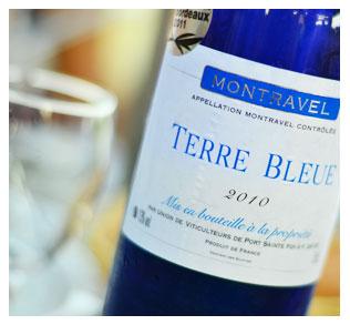 Terre bleue Montravel 2010